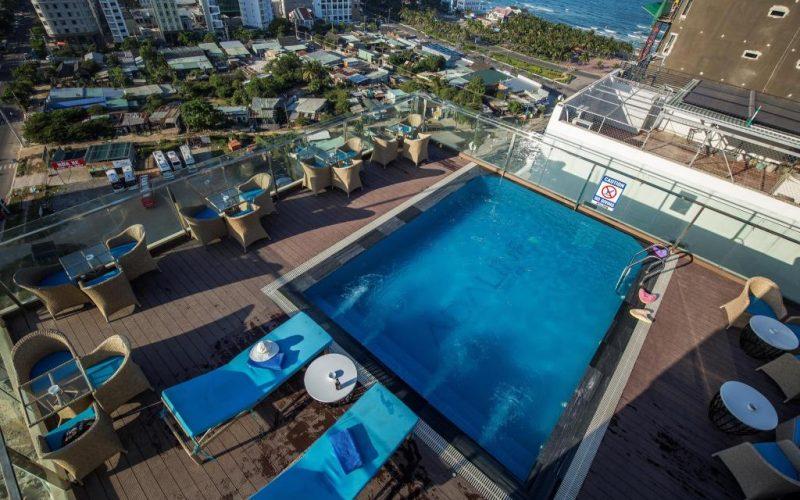 top 10 khach sạn đà nẵng view biển đep
