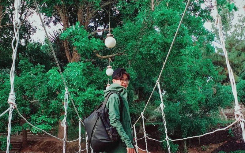 Khu du lịch Cao Minh