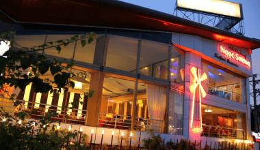 nhà hàng Ngọc Sương được đánh giá là một trong những nhà hàng hải sản ngon chất lượng ở Đà Nẵng