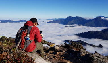 kinh nghiệm leo núi