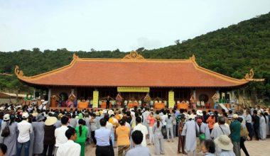 chùa nổi tiếng linh thiêng ở bắc ninh